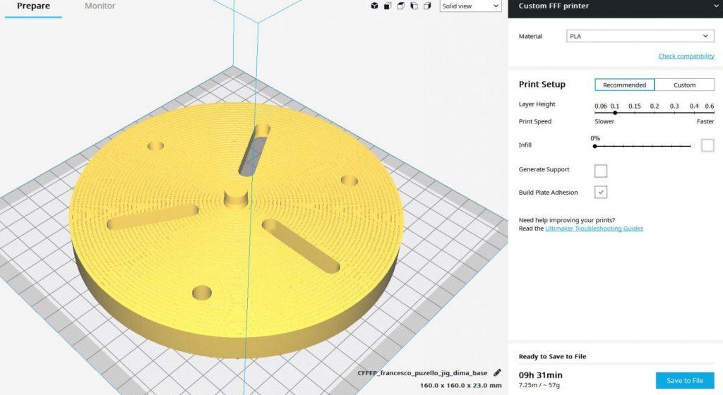 cad 3d printing gratuiti
