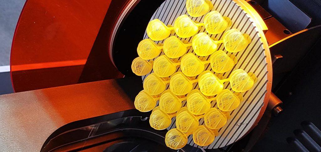 resina stampa 3d dlp sla - foto Francesco Puzello - Formnext