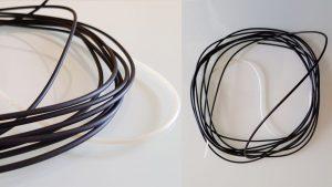 materiale stampa 3d filamento gomma TPE