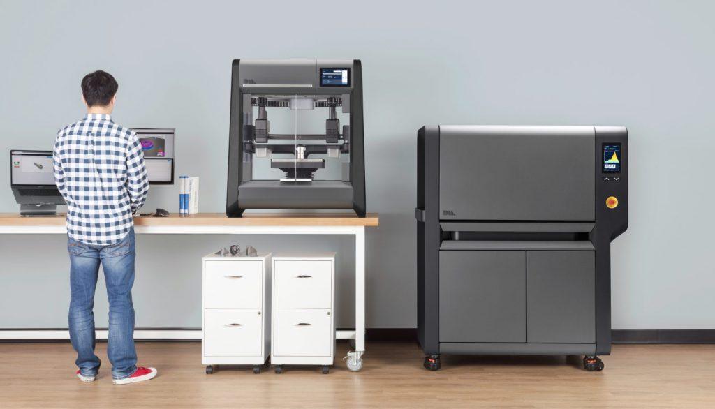 Stusio System stampa 3d metalli