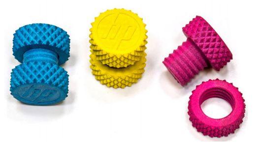 HP Jet Fusion: stampa 3D per la produzione