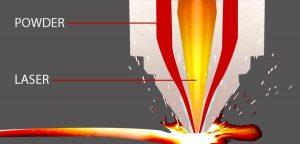 stampa 3d metallo - laser metal deposition - Francesco Puzello