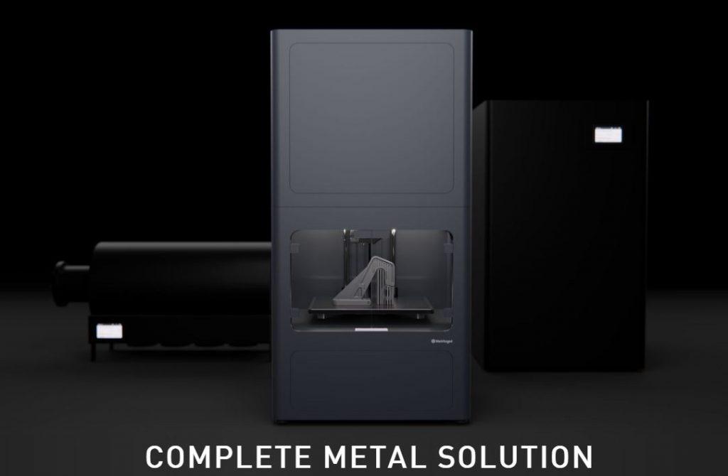 Metal X Markforged stampa 3d metalli