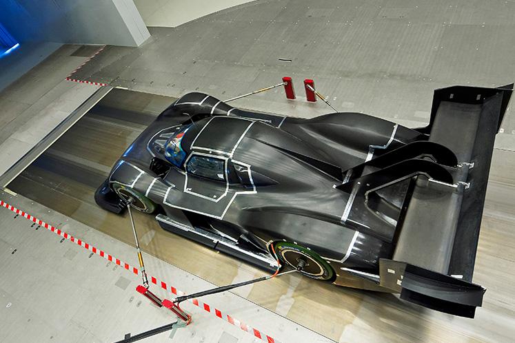 Volkswagen I.D.R, l'auto elettrica più veloce al mondo grazie alla stampa 3D