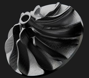 stampa 3d acciaio inox Markforged