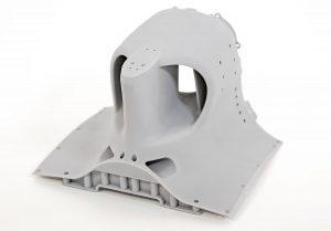 stampa 3d galleria del vento formula uno alfa sauber