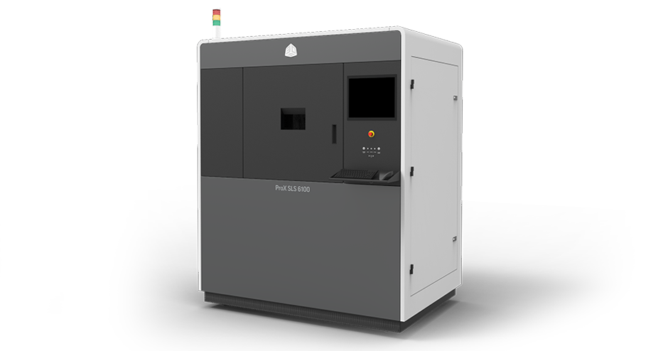 stampante 2d systems ProX-SLS-6100