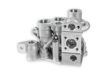 materiali stampa 3d metalli eos