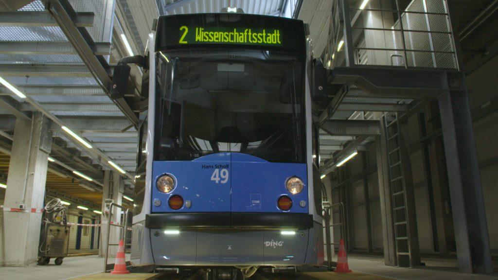 stampa 3d treni tram stratasys Siemens