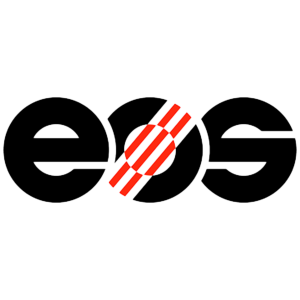 stampa 3d eos logo