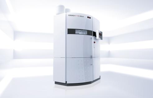stampante 3d eos FORMIGA P 110 - laser sintering 3D printer