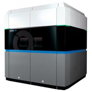grande stampante 3d metalli Concept Laser GE Addtitive - atlas