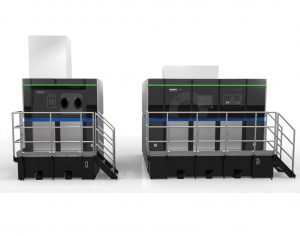 stampa 3d industiale Concept laser M_Line factory