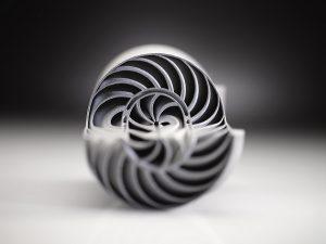 stampa 3d materiale alluminio titanio ge additive - concept laser