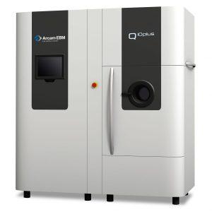 stampante 3d metalli arcam-q10plus - Ge additive