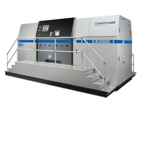 stampante 3d metalli industriale grandi dimensioni - conceptlaser-xline2000r - GE Additive