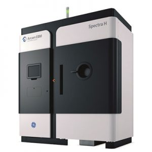 stampante 3d metallo Arcam EBM Spectra H - GE Additive
