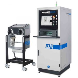 stampante 3d metallo GE Additive - conceptlaser - mlab cusing r