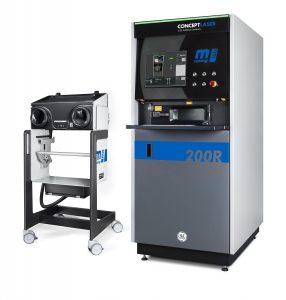stampante 3d professionale metalli - Mlab cusing 200R - Concept Laser