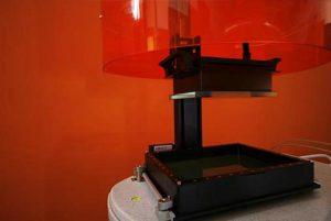 stampante 3d dlp Envisiontec Perfatctory