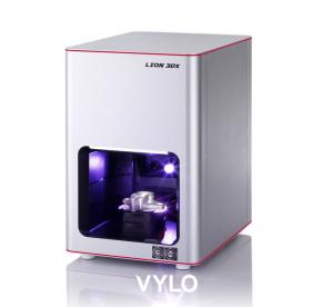 3d scanning Vylo Lion 3dx