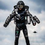 Jet Suit 3d EOS & Gravity