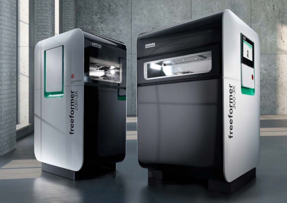 freeformer arburg stampante 3d