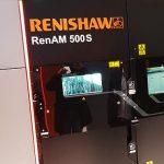 renam 500 s renishaw Metal Additive Manufacturing - foto Francesco Puzello - Formnext Frankfurt