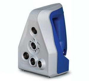 scanner 3d space spider - Artec
