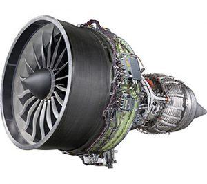 stampa 3d motore aereo genx-2b boeing 747 748