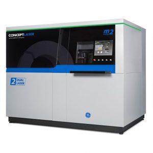 stampante 3d ge additive conceptlaser-m2cusing-multilaser