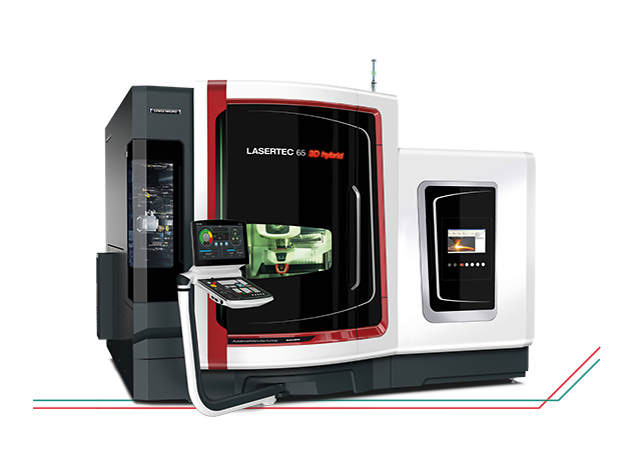 stampante 3d metallo - DMG Mori lasertec-65-3d