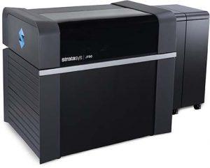 Stratasys j750 stampa 3d medicale