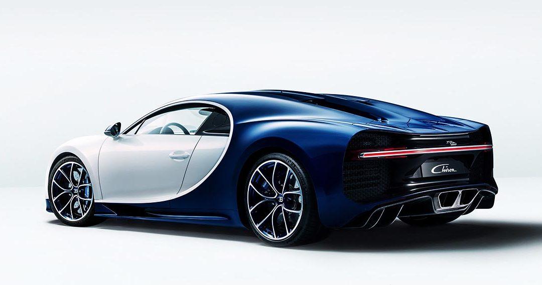 Stampa 3d Titanio per le pinze freno Bugatti