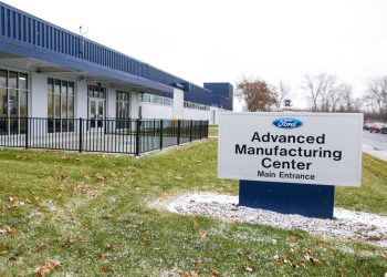 Stampa 3d automobili - advanced manufacturing center - Ford