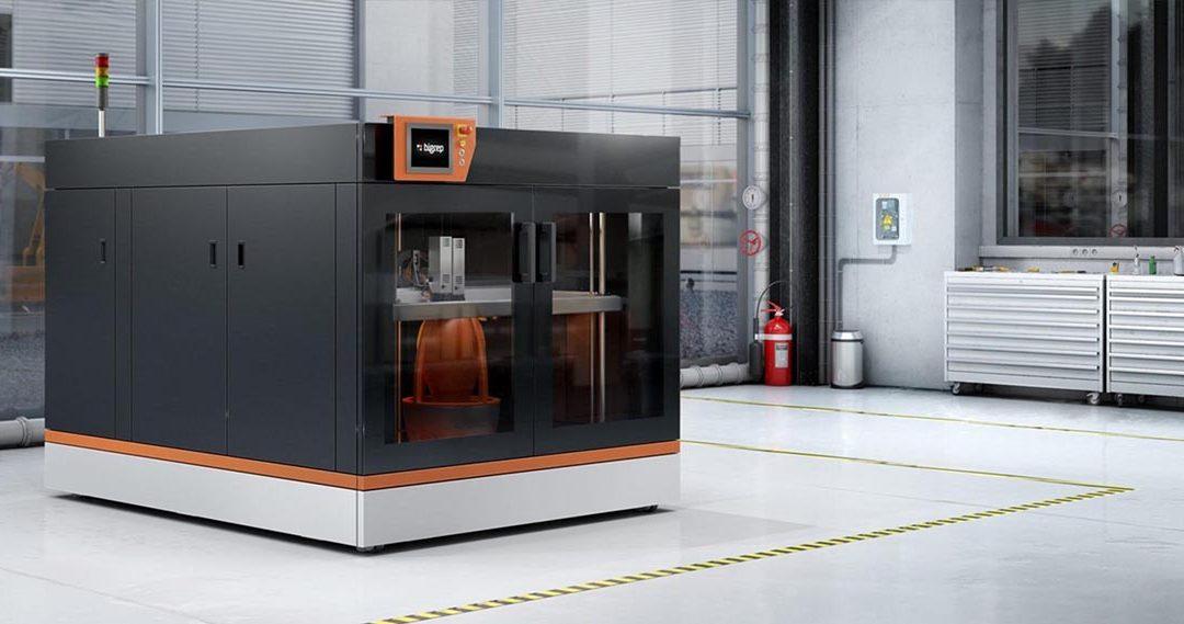 BigRep: stampanti 3d grande formato per l'industria