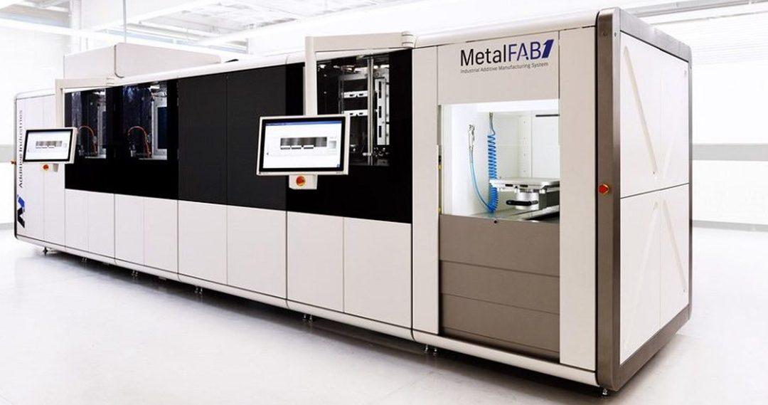 Additive Industries: stampa 3d industriale per metalli