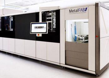 stampante 3d MetalFAB1 metalli