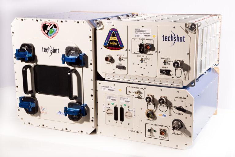 nScryp eTechshot Inc: facility di 3D biofabrication nello spazio