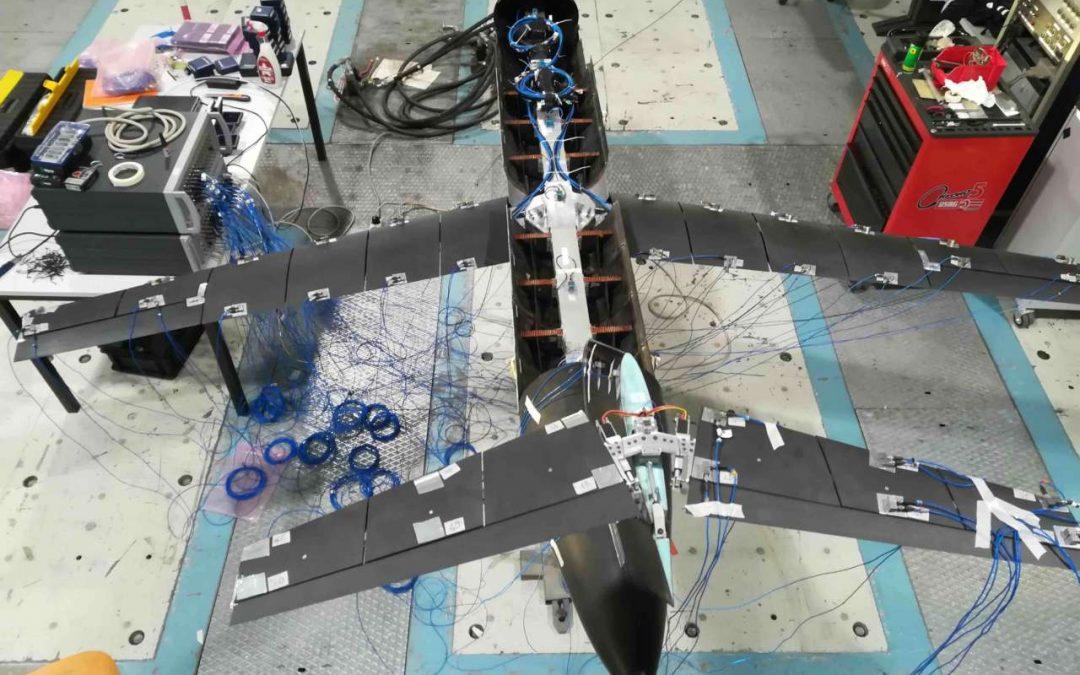 CRP e Politecnico di Milano: Selective Laser Sintering in galleria del vento