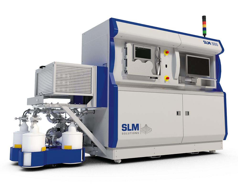 slm 500 metal additive manufacturing technology