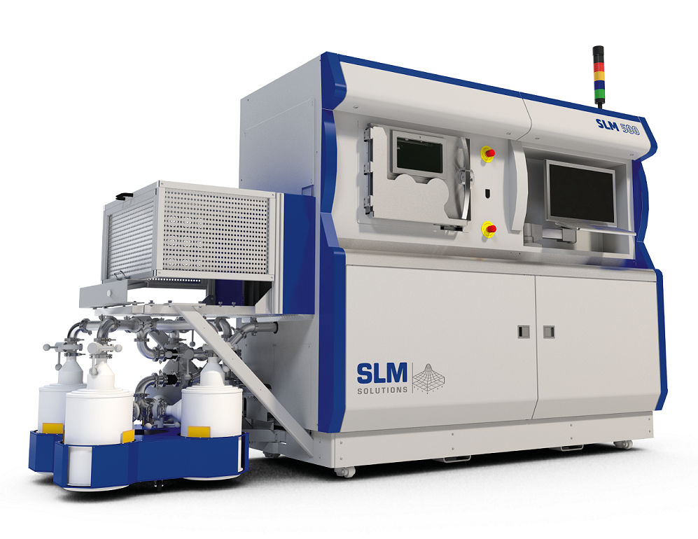 slm 500 metal additive manufacturing technology