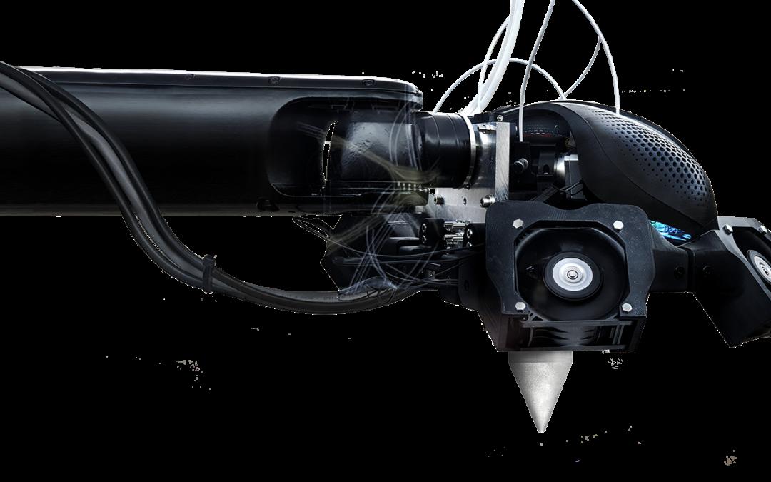 Stampa 3D ed intelligenza artificiale: AiBuild