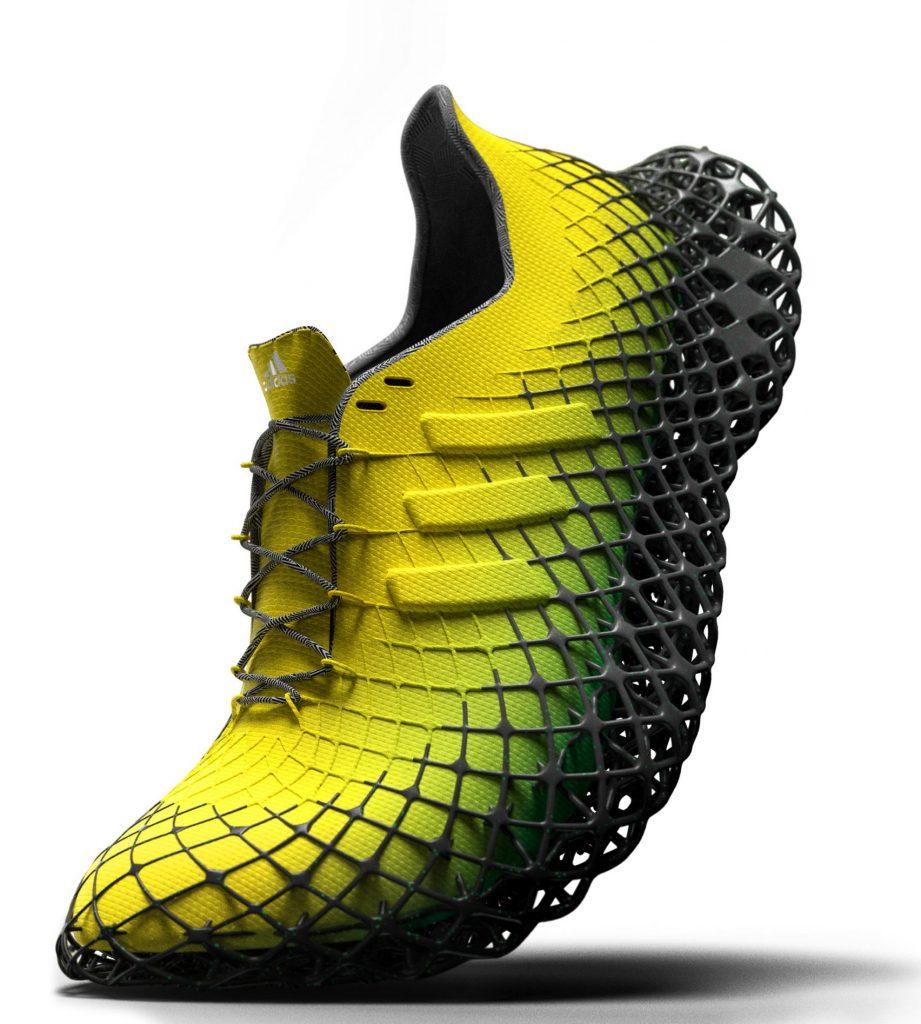 stampa 3d Adidas grit purmundus challenge