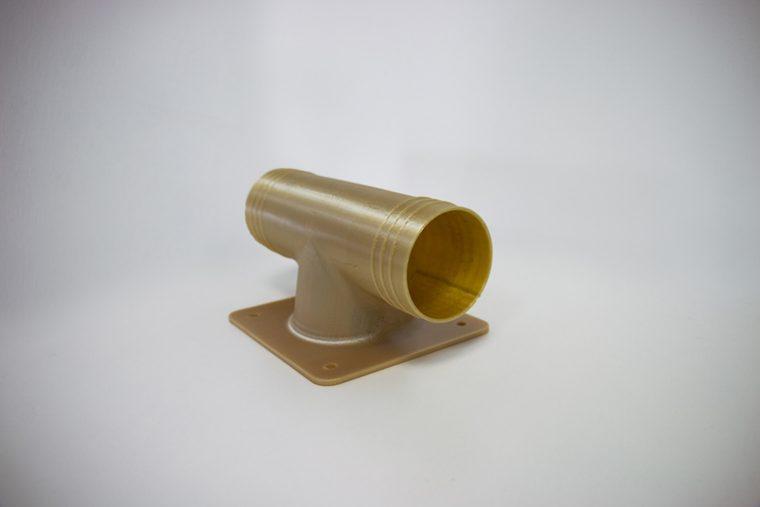 Stratasys: componenti di volo realizzati in stampa 3d