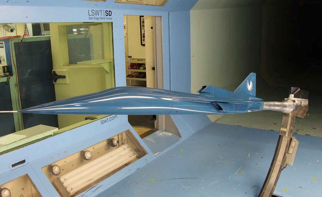 Stampa 3D per velocità supersoniche
