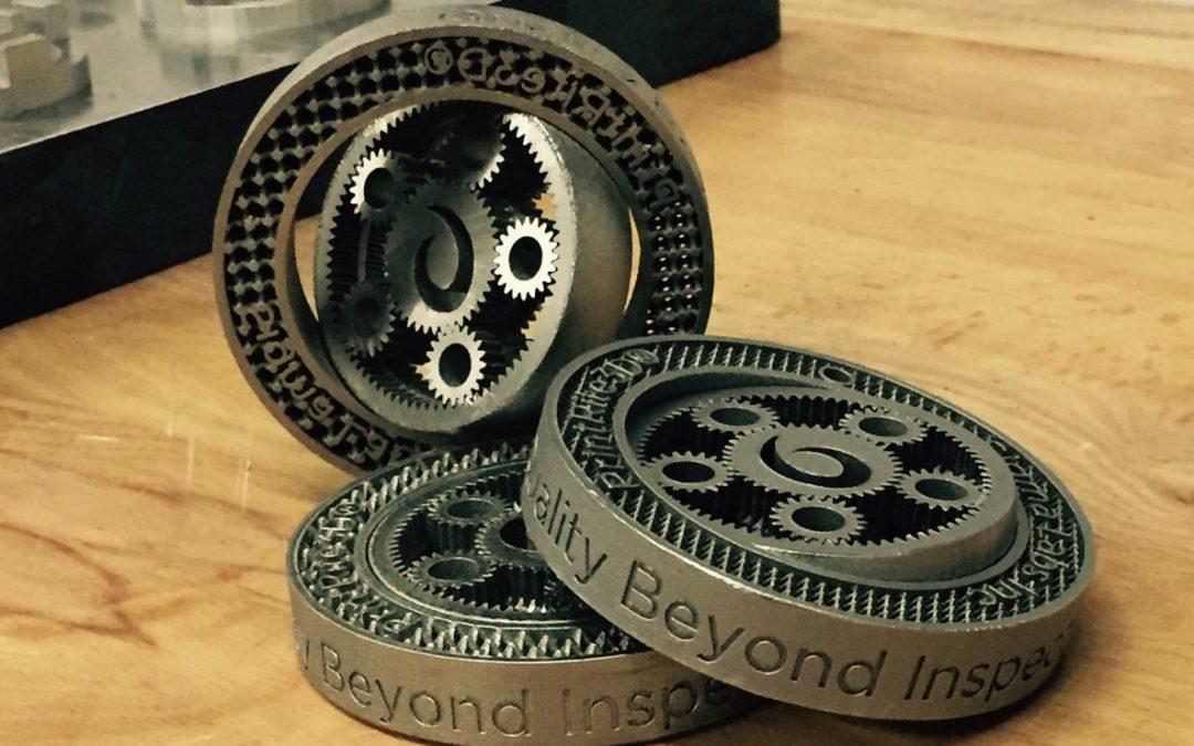 Materialise e Sigma Labs: sistema integrato di garanzia per la stampa 3D di metalli