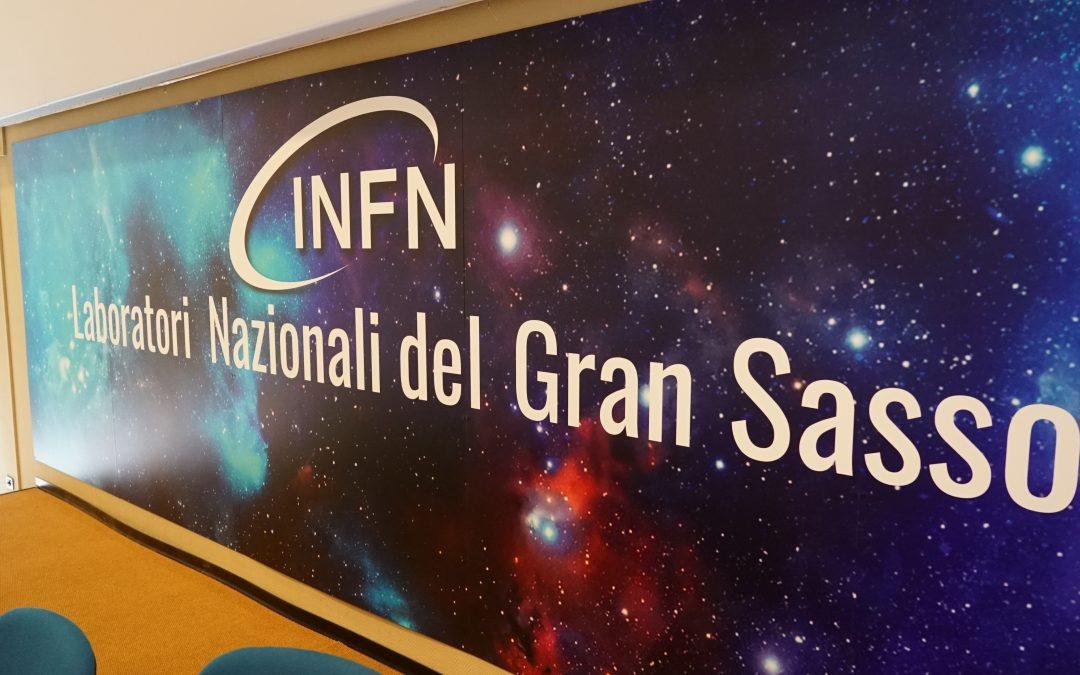 3D4Growth e Laboratori Nazionali Gran Sasso – INFN: primo Corso di Additive Manufacturing