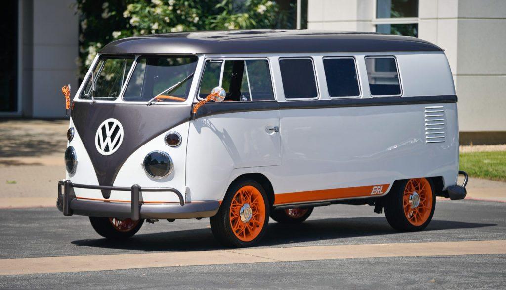 Stampa 3d veicoli elettrici volkswagen