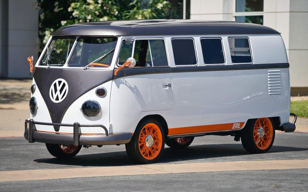 Stampa 3D per i nuovi veicoli elettrici: Volkswagen T20